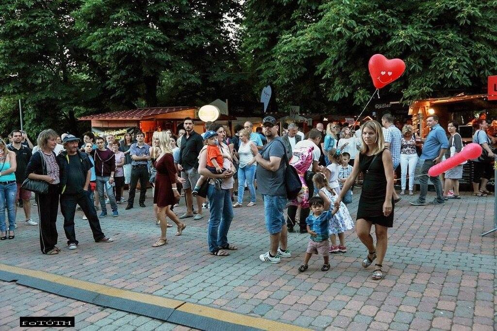 Pécsi Sétatér Fesztivál 2017